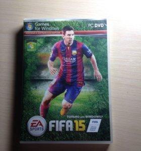 FIFA 15 (Пиратка,Пк)
