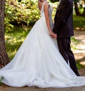 Свадебное платье love bridal london QL 170+ QL 180