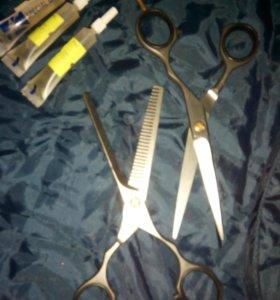 Ножницы для стрижки новые Ягуар