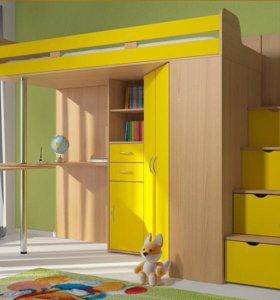 """Мебель для детской комнаты """"Мийа"""""""