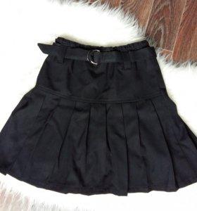 Юбка новая черная