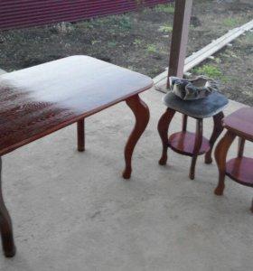 Столы-стулья-табурет