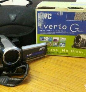 Продается видео-камера JVC GZ-MG150ER