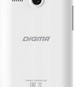 Digma FIRST XS350 (белый)