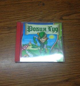 """Продам игровой диск """"Робин гуд"""""""