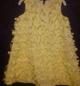 Платье детское 4 года