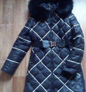 Зимняя куртка 38-42