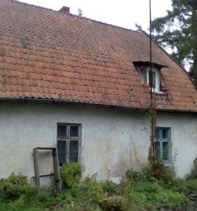Дом с землёй в  г.Светлогорске Калининградская обл
