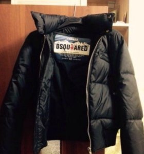 Куртка зимняя DSQUARED