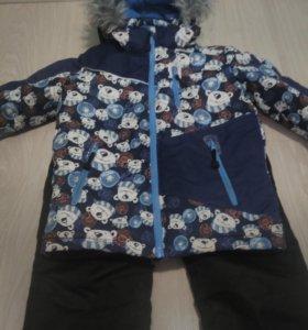 Куртка+штаны (зима)