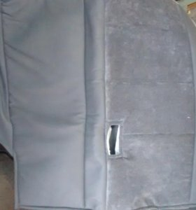 Чехлы на автомобиль Hyundai Getz