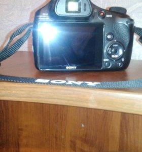Фотоаппорат SONY DSC-HX400