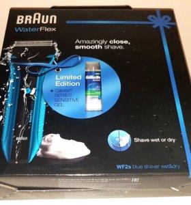 Электробритва Braun WF2s Limited Edition (новая)