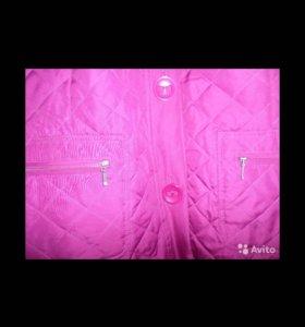 Новая женская куртка(р.54).
