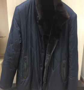 Модельная куртка  зимняя