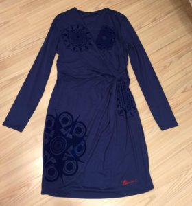 Платье лазурь Desiquel