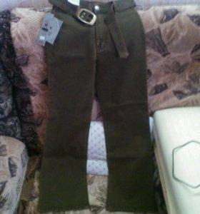 Джинсы и пиджак джинсовый