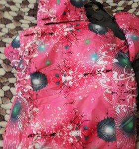 Горнолыжный костюм новый калумбия