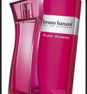 Bruno Banani Pure Woman 60 мл, test