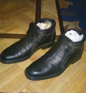 Ботинки( осень)