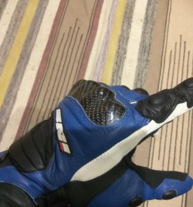 Перчатки мотоцикл.,натур кожа