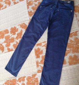 Брюки-джинсы для школы