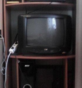 стойка под телевизор1500 телевизор3000
