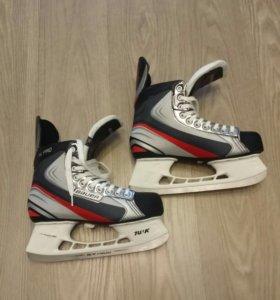 Коньки Хоккейные НОВЫЕ Bauer vapor xpro