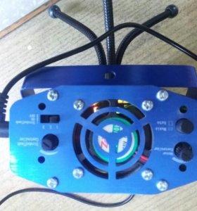 Лазерный проектор мини.