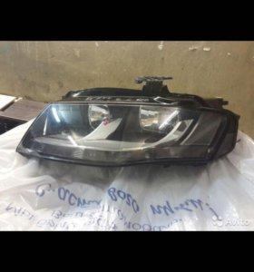 Фары на AUDI A4,кузов В8