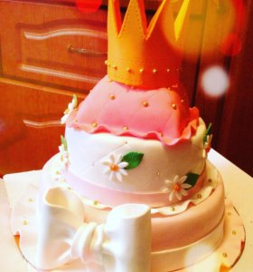 Торты для принцессы на заказ