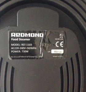 Пароварка Redmond rst 1103