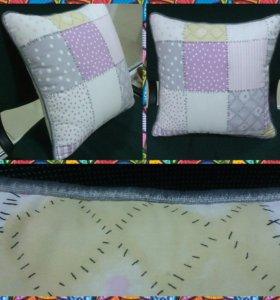 Декоративные подушки новые