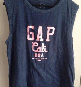 Новая женская футболка gap размер L