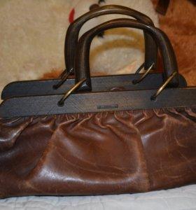Оригинальная винтажная сумка Gucci