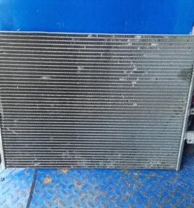 Радиатор AC Ssangyong kyron