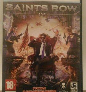 Saints row 4.
