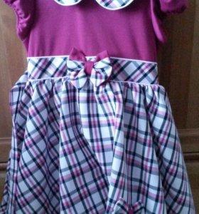 Платье нарядное (рост 116)