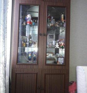 Шкаф для посуды и одежды