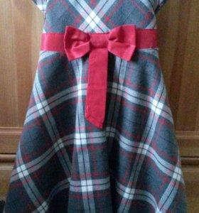 Платье - сарафан (рост 116)