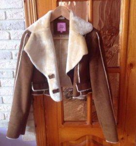 Курточка -болеро новая