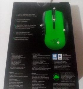 Игровая мышка Razer Naga 2014 Green Limited Editio
