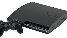 Продам PS3. Slim 320 гб.