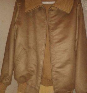 Куртка мужская демисизонная