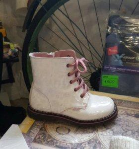 Ботинки для девочки Pablovsky