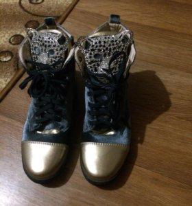 Ботинки осенние (весенние)