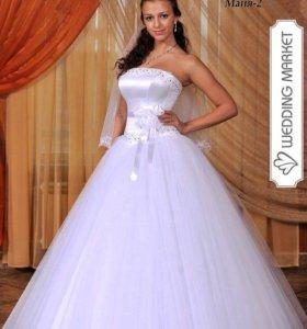 Ликвидация новых свадебных платьев