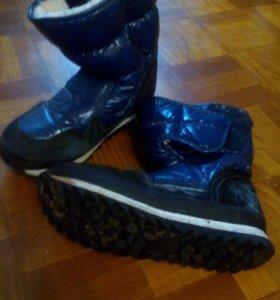 Обувь для мальчика, осень-зима