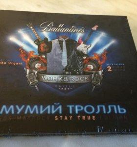 CD Мумий Тролль word&rock battle