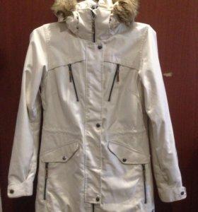 Куртка-парка-пальто